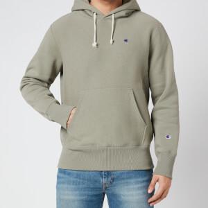 Champion Men's Reverse Weave Hoodie - Green
