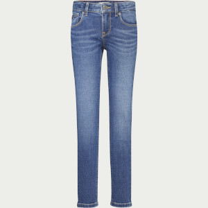 Tommy Hilfiger Girls' Nora Skinny Jeans - Midnight Dark Blue