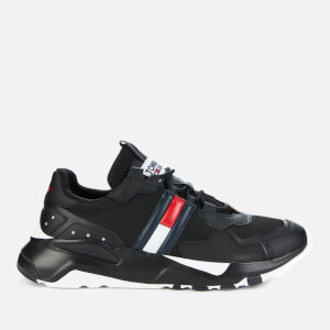 Tommy Jeans Men's Cool Running Style Trainers - Black