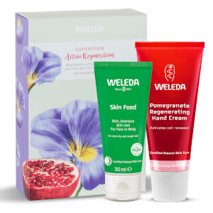 Weleda Superfood Active Regeneration Set (Worth $35.90)