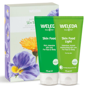 Weleda Superfood Skin Food Glow Set (Worth $51.90)