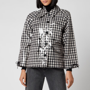 Barbour X Alexa Chung Women's Minnie Casual Jacket - Northumberland Check