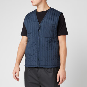 RAINS Men's Liner Vest - Blue