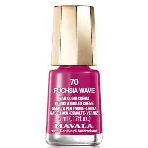 Mavala Fuchsia Wave Nail Polish 5ml
