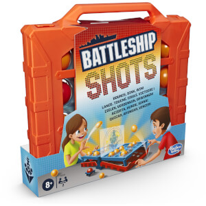 Battleship Shots Board Game