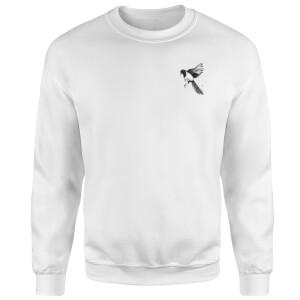 Snowtap Magpie Sweatshirt - White