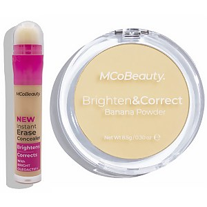 MCoBeauty Conceal & Brighten Duo - Medium