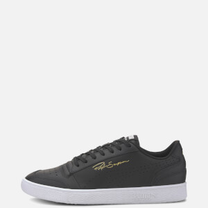 Puma Men's Ralph Sampson Lo Perf Trainers - Puma Black/Puma White