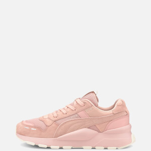 Puma Women's Rs 2.0 Soft Trainers - Peachskin/Marshmallow