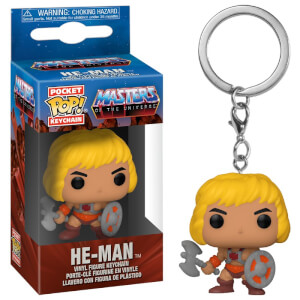 Masters of the Universe He-Man Pop! Portachiavi