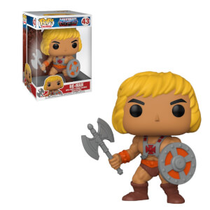 Masters of the Universe He-Man 10-Inch Figura Pop! Vinyl