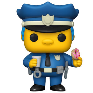 Figurine Pop! Chef Wiggum - Les Simpson