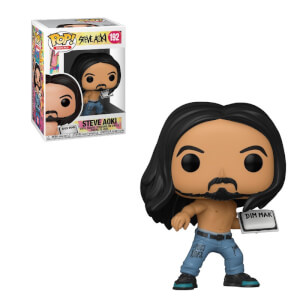 Pop! Rocks Steve Aoki Pop! Vinyl Figure