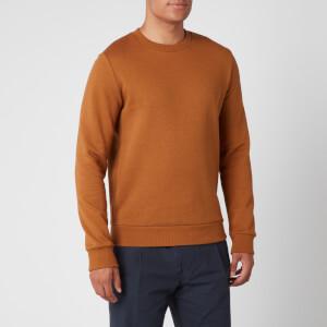 A.P.C. Men's Capitol Sweatshirt - Camel