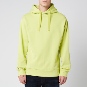 A.P.C. Men's Larry Hoodie - Green