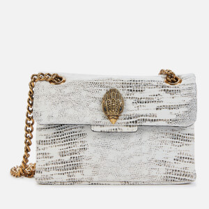 Kurt Geiger London Women's Mini Kensington Bag - White