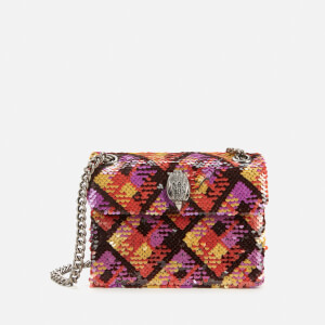 Kurt Geiger London Women's Sequins Mini Kensington Bag - Multi