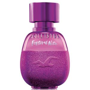 Hollister Women's Festival Nite Eau de Parfum 30ml