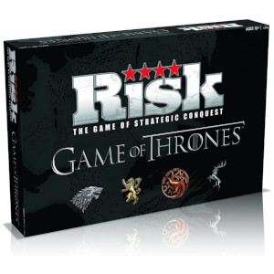 Risk Board Game - Game of Thrones Edition