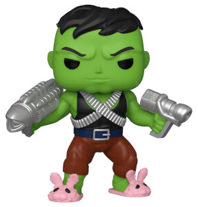 Figurine Pop! Professor Hulk 6 Pouces EXC PX Previews - Marvel