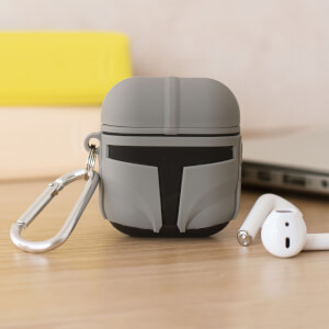 The Mandalorian PowerSquad AirPods Case from I Want One Of Those