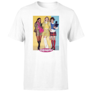 Clueless Cast Men's T-Shirt - White
