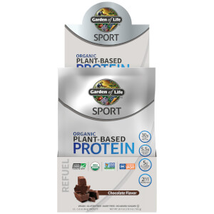 Garden of Life Sport Organic Plant-Based Protein Sample Sachet - Chocolate