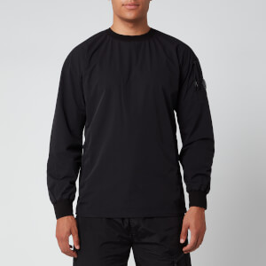 C.P. Company Men's Technical Crewneck Sweatshirt - Black