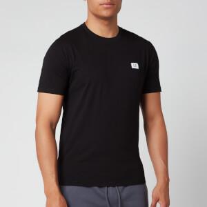 C.P. Company Men's Box Logo T-Shirt - Black