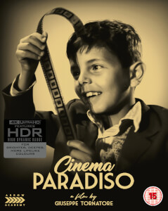 Cinema Paradiso - 4K Ultra HD