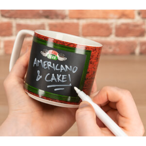 Friends Central Perk Chalkboard Mug