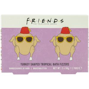 Friends Turkey Bath Fizzers