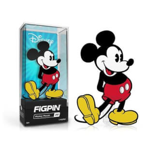 Disney Mickey Mouse FiGPiN Enamel Pin