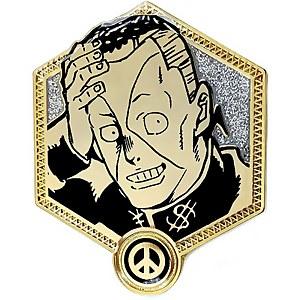 Jojo's Bizarre Adventure Golden Okuyasu Enamel Pin