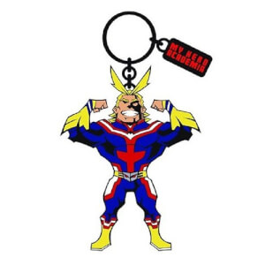 My Hero Academia All Might Key Chain