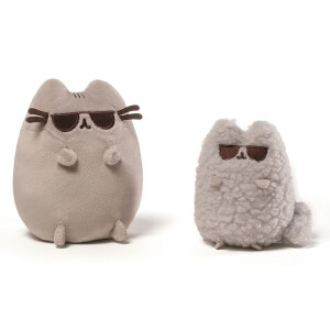 Pusheen the Cat Sunglasses Collector Set Plush