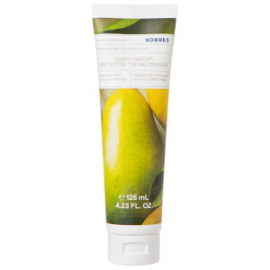 KORRES Elasti-Smooth Bergamot Pear Body Butter 125ml