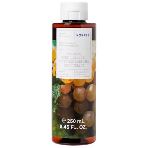KORRES Santorini Grape Renewing Body Cleanser 250ml