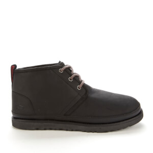 UGG Men's Neumel Waterproof Leather Boots - Black