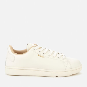 Superdry Women's Premium Vintage Tennis Trainers - White