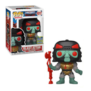 Masters of the Universe Blast Attak EXC SDCC 2020 Funko Pop! Vinyl Figure