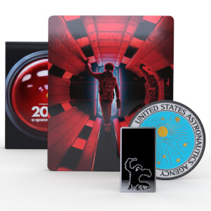 2001: A Space Odyssey - Titans of Cult Limited Edition 4K Ultra HD Steelbook