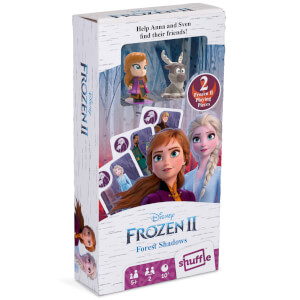 Disney Frozen 2 Figurines Card Game - Forest Shadows