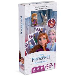 Disney Frozen 2 Figurines Card Game - Forest Shadows