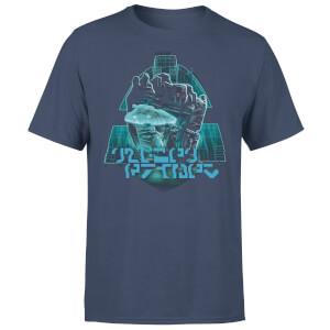 Transformers Megatrons Rage Unisex T-Shirt - Blauw