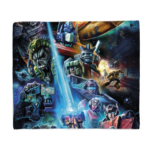 Coperta in pile Transformers Earthrise