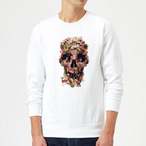 Ikiiki Jungle Sweatshirt - White