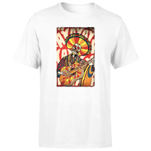 Ikiiki Mariachi Men's T-Shirt - White