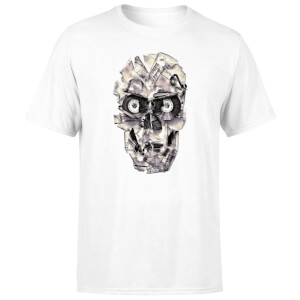 Ikiiki Home Taping Men's T-Shirt - White