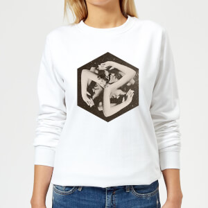Ikiiki Box Women's Sweatshirt - White